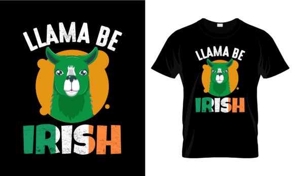 Print on Demand: St Patrick's Day T Shirt Design 249 Graphic Print Templates By merchbundle