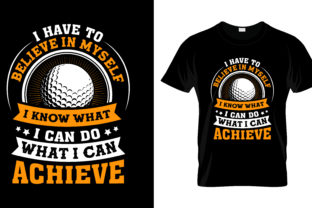 Print on Demand: I Have to Belive in T Shirt Design Graphic Print Templates By merchbundle