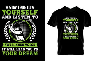 Print on Demand: Stay to Yourself T Shirt Design Graphic Print Templates By merchbundle