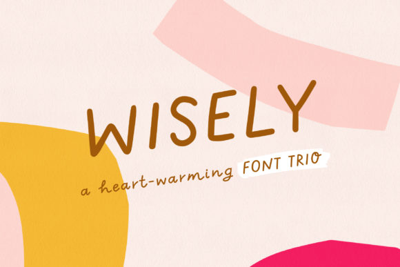 Print on Demand: Wisely Script & Handwritten Font By mili wise