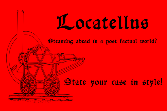 Print on Demand: Locatellus Blackletter Font By Proportional Lime
