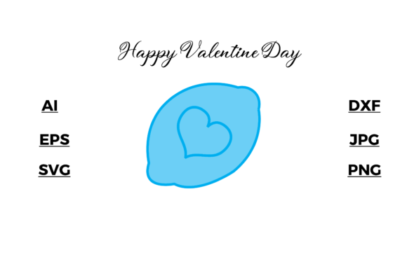 Valentine's - Blue Ui Illustrations Graphic Illustrations By faykproject