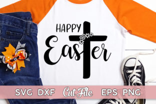 Easter SVG, Religious Easter Shirt Graphic Illustrations By MaggieDoDesign
