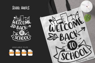 Print on Demand: Welcome Back to School Graphic Crafts By Vunira