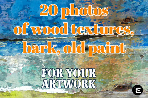 Print on Demand: Wood Backgrounds Graphic Backgrounds By grafikestelle