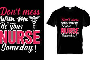 Print on Demand: Nurse T Shirt Design, Vector, EPS,PNG 20 Graphic Print Templates By merchbundle