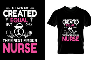 Print on Demand: Nurse T Shirt Design, Vector, EPS,PNG 22 Grafik Druck-Templates von merchbundle