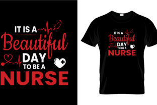 Print on Demand: Nurse T Shirt Design, Vector, EPS,PNG 53 Graphic Print Templates By merchbundle