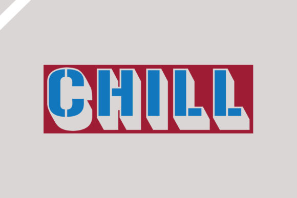 Chill Svg Design Graphic Illustrations By DCG