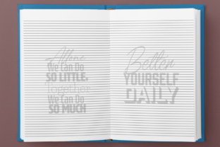 Print on Demand: Motivational Quotes Interior KDP #2 Graphic KDP Interiors By CreativeDesign