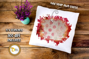 Valentine's Day Distressed Sublimation Graphic Crafts By dina.store4art 2