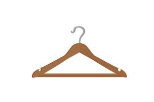 Wooden Hanger Home Craft Cut File By Creative Fabrica Crafts
