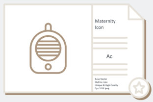 Maternity Icon -  Ac Graphic Icons By noumineomi