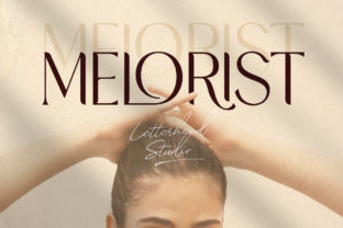 Print on Demand: Melorist Display Font By letterhend