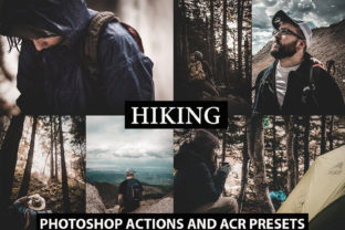 Photoshop Actions + Acr Presets Premium Graphic Actions & Presets By Visual Filters