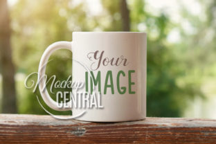 Country Rustic Outdoor Coffee Mug Mockup Graphic Product Mockups By Mockup Central