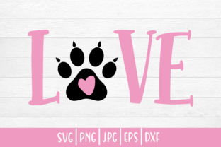 Print on Demand: Dog Love Dogs Graphic Crafts By inlovewithkats