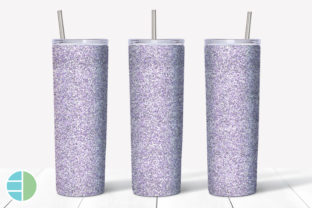 Skinny Tumbler Sublimation Purple Wrap Graphic Illustrations By Enliven Designs