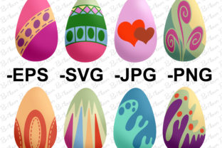 Easter Graphic Illustrations By PurMoon