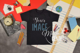 Student T-Shirt School Mockup Graphic Product Mockups By Mockup Central