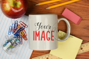 Teacher Appreciation Coffee Glass Mockup Graphic Product Mockups By Mockup Central