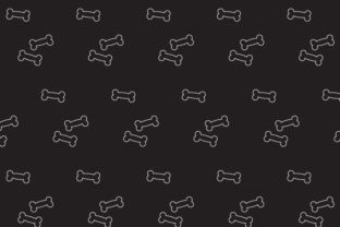 Dog Bone Background. Graphic Backgrounds By RedCreations