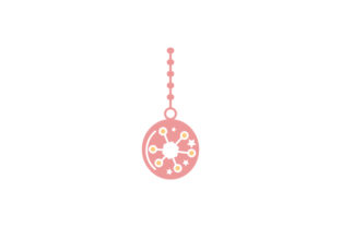 Print on Demand: Christmas Earring Line Icon Vector Desig Graphic Icons By vectoryzen
