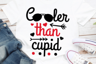Cooler Than Cupid Svg Graphic Crafts By kaoticsvgdesigns