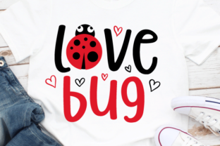 Love Bug Svg Graphic Crafts By kaoticsvgdesigns