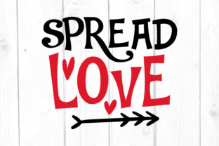 Spread Love Svg Graphic Crafts By kaoticsvgdesigns
