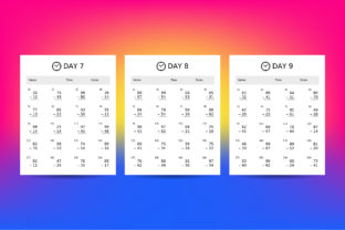 Print on Demand: 100 Printable Pages Math Worksheets Graphic 1st grade By Riduwan Molla 3