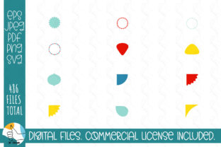 121 Ribbons SVG Bundle. Ribbons, Labels Graphic Crafts By OK-Design 8
