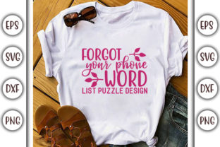 Print on Demand: Bathroom Design, Forgot Your Phone Word Graphic Print Templates By GraphicsBooth