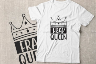 Print on Demand: Frap Queen Graphic Crafts By Dinvect
