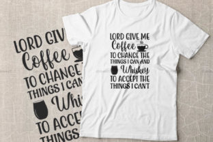 Print on Demand: Lord Give Me Coffee to Change the Thing Graphic Crafts By Dinvect