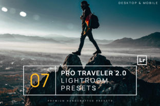 7 Pro Traveler 2.0 Lightroom Presets Graphic Actions & Presets By ShadesAndTones