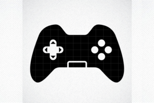 Print on Demand: Game Console SVG, Game Controller Svg Graphic Crafts By SVG DEN