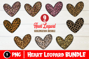 Print on Demand: Heart Love Valentines Sublimation Bundle Graphic Illustrations By TripleBcraft