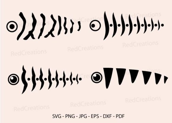 Download Fishing Lure Svg Bundle Fishing Lure Graphic By Redcreations Creative Fabrica