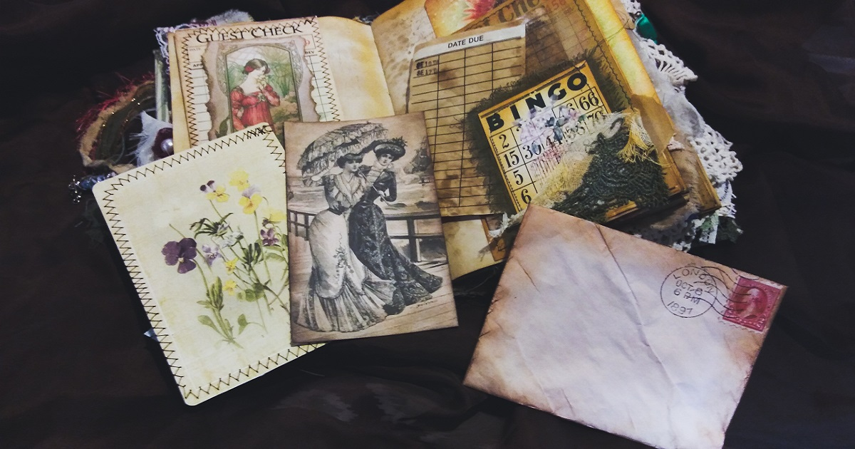 What Exactly Are Ephemera And How To Make Your Own
