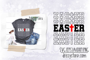 Easter Echo Graphic Crafts By DrissyStore