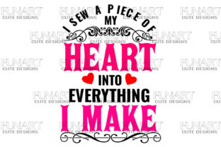 Heart Design ,Cute Words Png Sublimation Graphic Illustrations By Fundesings
