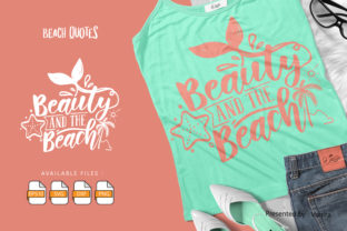 Print on Demand: Beauty and the Beach Graphic Crafts By Vunira