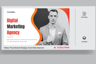 Video Thumbnail and Web Banner Template Graphic Websites By sohagmiah_0