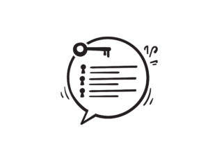 Print on Demand: Doodle Concept of Highlight Graphic Icons By GwensGraphicstudio