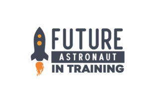 Future Astronaut in Training Quotes Craft Cut File By Creative Fabrica Crafts