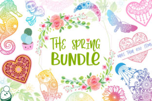 Print on Demand: The Spring Bundle  By tatiana.cociorva
