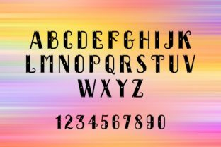 Print on Demand: Dacquoise Decorative Font By Typodermic 2