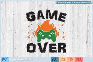 Game over Graphic Crafts By HeavenFair