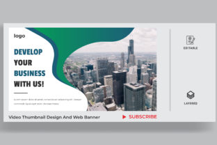 Thumbnail Design for Any Videos & Banner Graphic Websites By sohagmiah_0